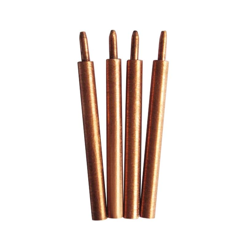 4pcs Solder Pin Sunkko Spot Welder Welding Fixed Copper Needles Used For 737g 787a 788h 709a 709ad 797dh Spot Welding Machine