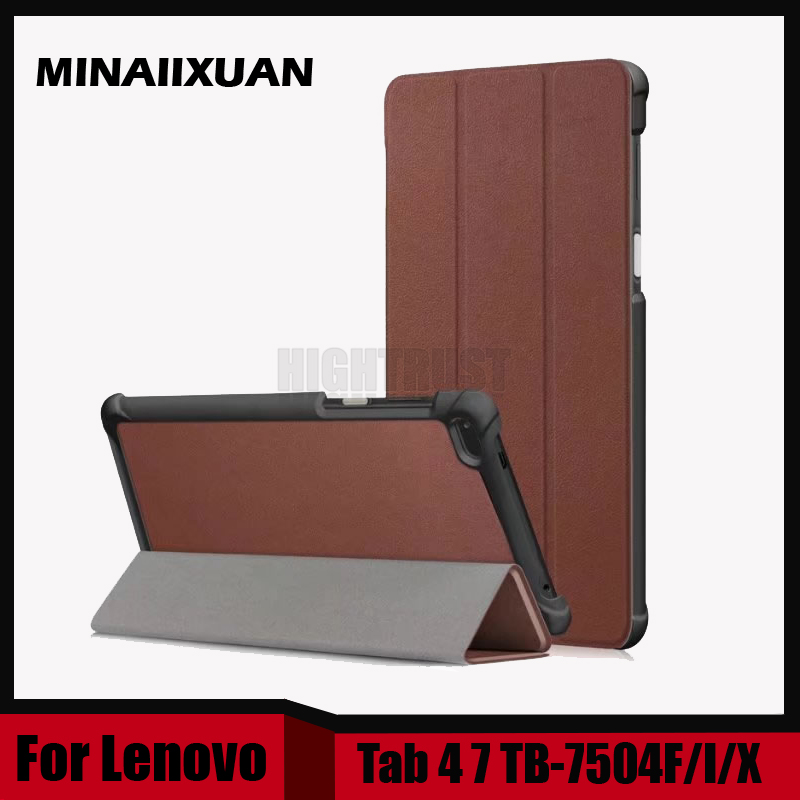 3in1 Case For <font><b>Lenovo</b></font> <font><b>Tab</b></font> 4 <font><b>7</b></font> Tab7 <font><b>TB</b></font>-<font><b>7504X</b></font> <font><b>7504X</b></font> <font><b>TB</b></font>-7504F 7504F <font><b>7</b></font>