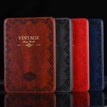 Retro Styled Waterproof Covers for Apple iPad Tablets