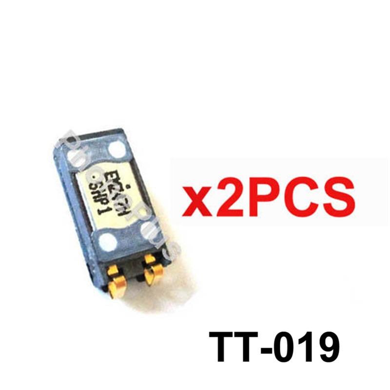 2pcs For LG X Screen K500ds K500n K500tr K500 X Power K220 Earpiece Speaker Receiver Earphone Replacement Part