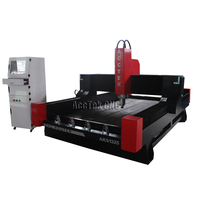 1325 marble cnc router stone cutting machine stone edge profile machine 3D stone engraving cnc machine router