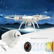 SYMA X8 X8W 2.4 GHz RC Drone 6-Axis WiFi FPV RC Hélicoptère Quadcopter w/2.0MP Caméra VS Syma X8G X8HW X8HG