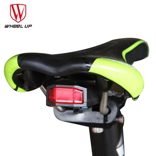 Rear Bike Light USB Sound Alarm MTB Tail Lights luz trasera ...