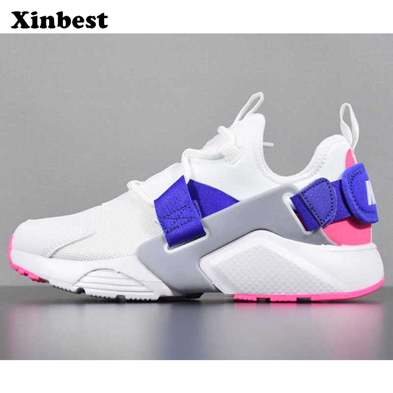Xinbest Woman Brand Fly line Fabric Outdoor Athletic Women Running Shoes Antiskid Outdoor Jogging Comfortably Womens Sneakers