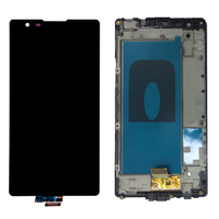 Full LCD Display For LG X Power K220DS K220 LCD with Touch Screen Digitizer Assembly with frame Black Free Shipping