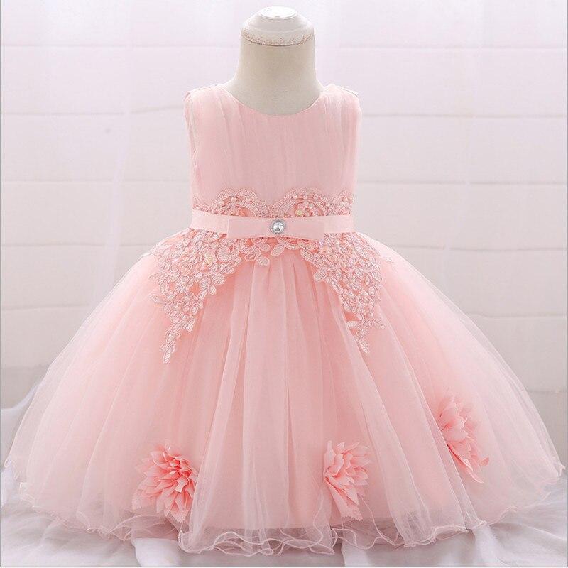 798171f8d2d Cheap Vestido de fiesta para niña, vestido para bebé, ropa para 1 año de