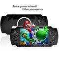 Nuevo MP3 MP4 MP5 Reproductor Multimedia Portátil Cámara de Vídeo Digital de 8 GB PMP de Mano Game Player con Cámara Grabadora de Vídeo juegos