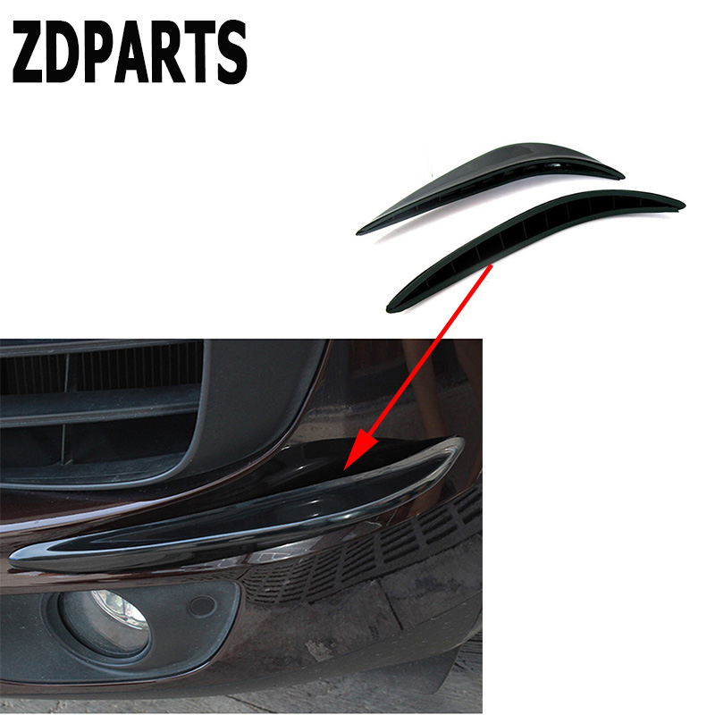 ZDPARTS Car Corner Protector Guard Crash <font><b>Bumper</b></font> Strip <font><b>Trim</b></font> For <font><b>BMW</b></font> E46 E39 E60 E90 E36 F30 F10 X5 E53 E34 <font><b>E30</b></font> Mini Cooper Lada image