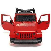 1/10 RC Controle Remoto Caminhão Corpo Duro Shell Dossel de Topless Para SCX10 Rubicon/D90