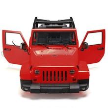 1/10 Control Remoto RC Carrocería del Camión Duro Canopy Rubicon En Topless Para SCX10/D90