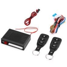 Envío Libre LB-405 L240 Automóvil Sistema de Entrada Sin Llave de Bloqueo Central Remoto Interruptor Del Elevalunas Eléctrico
