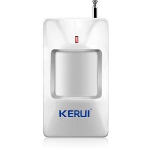 Image 2 - KERUI P815 Wireless Alarm PIR Infrared Sensor Motion Detector Move Detection For G18 GSM Alarm System