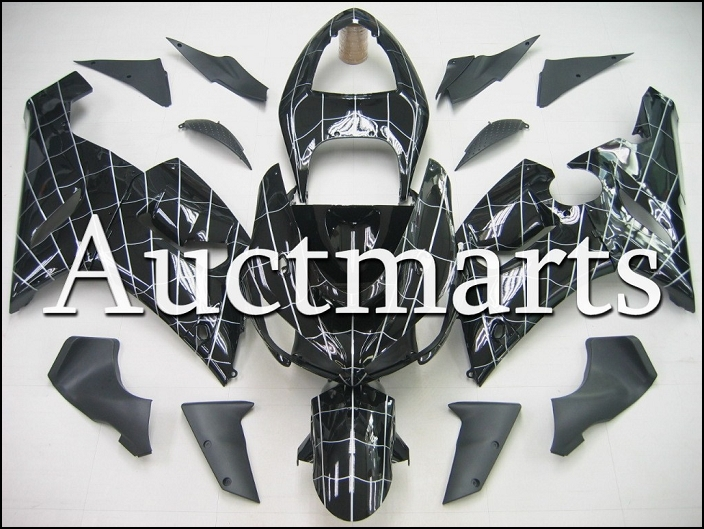 Fit for kawasaki ZX-6R 2005 2006 Injection Moiding   ABS Plastic motorcycle Fairing Kit Bodywork  ZX6R 05-06 CB44 abs plastic fairings for kawasaki ninja zx6r 2005 2006 green black motorcycle fairing kit zx6r 05 06 ty32