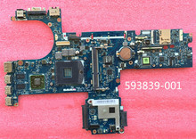 593839-001 for HP pavilion 6540B laptop motherboard intel HM57 DDR3 with ATI graphics card 100% tested