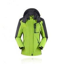 Wysoka Jakość Kobiety Zimowe Kurtki Narciarskie Snowboard Narciarstwo Wspinaczka Polowanie Na Zewnątrz Wiatr Stopper Wodoodporna lady Kurtki Sportowe