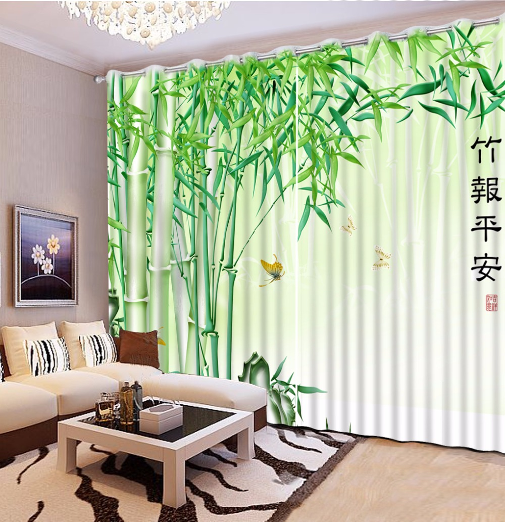Modern Luxury Curtains For Living Room Bathroom Window