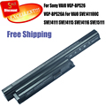 laptop battery For Sony VAIO VGP-BPS26 VGP-BPS26A For VAIO SVE141100C SVE14111 SVE14115 SVE14116 SVE15111