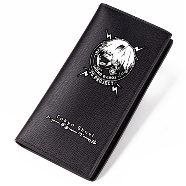 Tokyo Ghoul Ken Kaneki Pu Leather Wallet