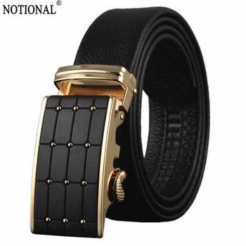 Männer gürtel aus echtem leder gürtel männlichen hohe qualität gürtel vintage jeans kette stretch gürtel breiten herren luxus hosen NX2048A