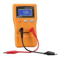 M6013 AutoRange Digital Capacitor Capacitance Circuit Tester Meter Multimeter Yellow meter multimeter multimeter meterdigital capacitor -