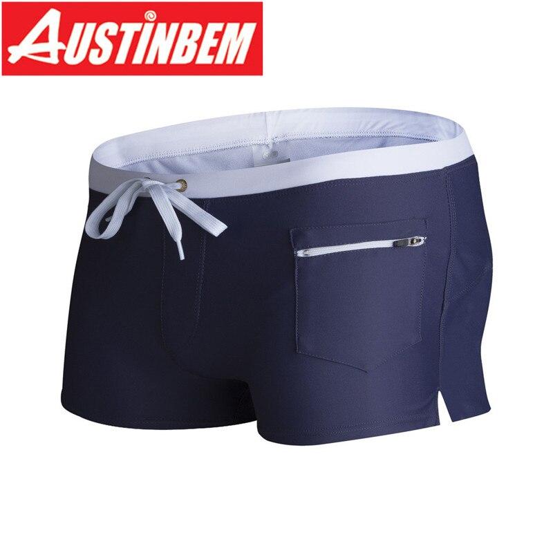 AUSTINBEM férfi fürdőruha szexi fürdőruha Sunga férfi meleg - Sportruházat és sportolási kiegészítők - Fénykép 4