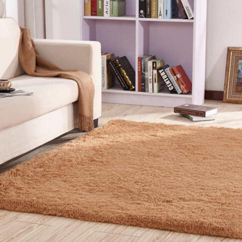 New 40 60cm Soft Short Long Plush Home Anti Skid Carpet
