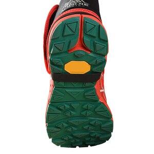Image 3 - 1 Pair Outdoor Scarpe Coprono la Caviglia Ghetta di Sabbia di Protezione Ghetta Basso Trail Ghetta Delle Donne Degli Uomini di Corsa E Jogging A Piedi Maratona Ghette