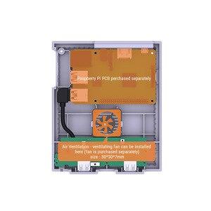 Image 4 - Retroflag SUPERPi CASE U NESPi Case พร้อม USB Game Controller สำหรับ Raspberry Pi 3B PLUS/3B + / 3B / 2B
