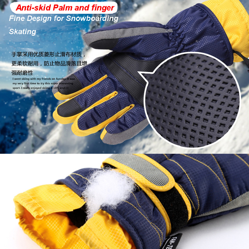 Snowboard/ Ski Gloves 5