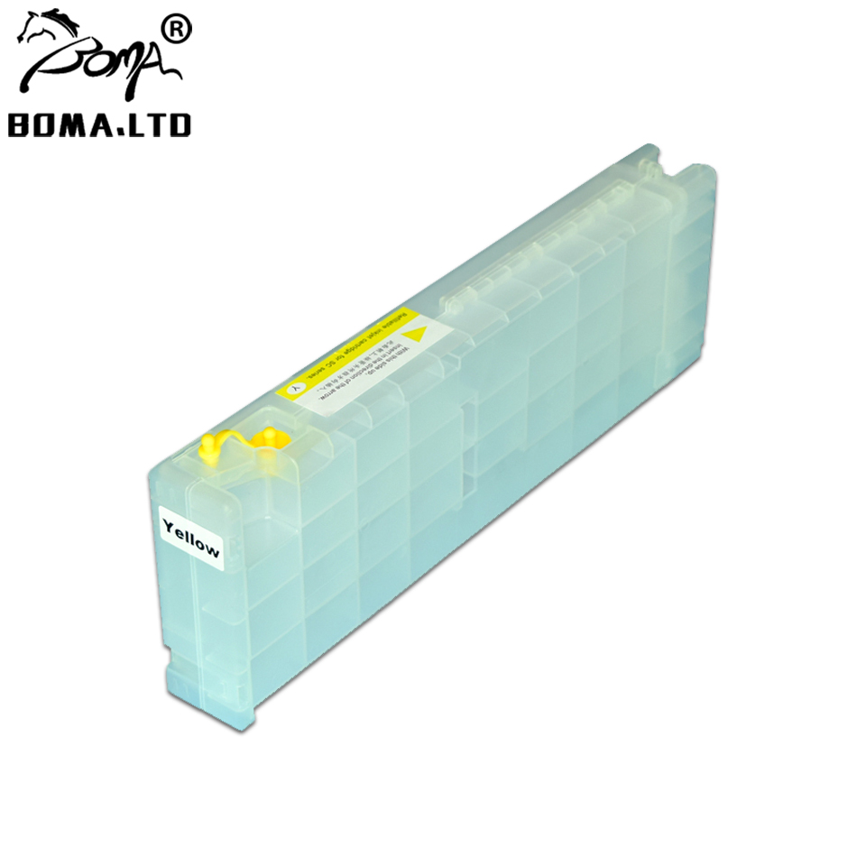 BOMA LTD F2000 Bulk Textile Refill Ink Cartridge For Epson Surecolor SC F2000 T7251 T7252 T7253 T7254 T725A SC F2100 in Ink Cartridges from Computer Office