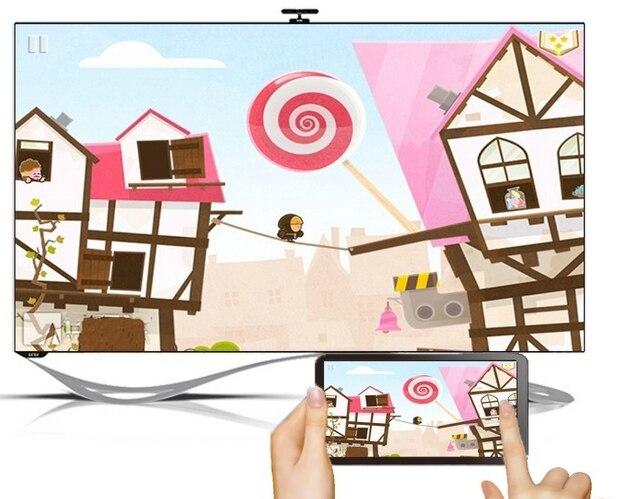 WiFi sans fil lecteur multimédia Android HD 1080 P HDMI TV tactile interactif miroir lcd tft hd pc affichage de la télévision
