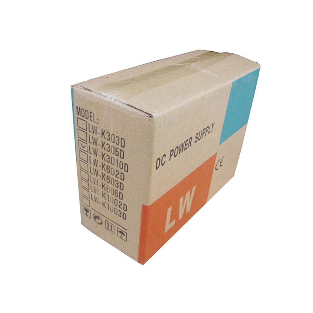 LW 3010D laboratoire réglable DC alimentation 30V 10A 4 chiffres affichage réglable commutation alimentation ordinateur portable téléphone réparation - 6