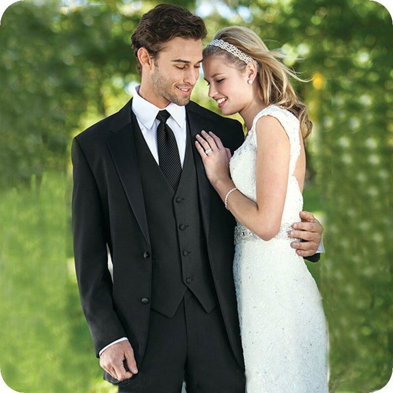 Groom Wedding Tuxedos Suits (73)