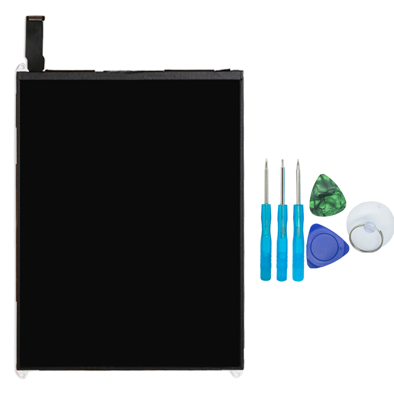 Top quality LCD For iPad Mini 1st A1455 A1454 A1432 Display Screen Panel 100 tested well
