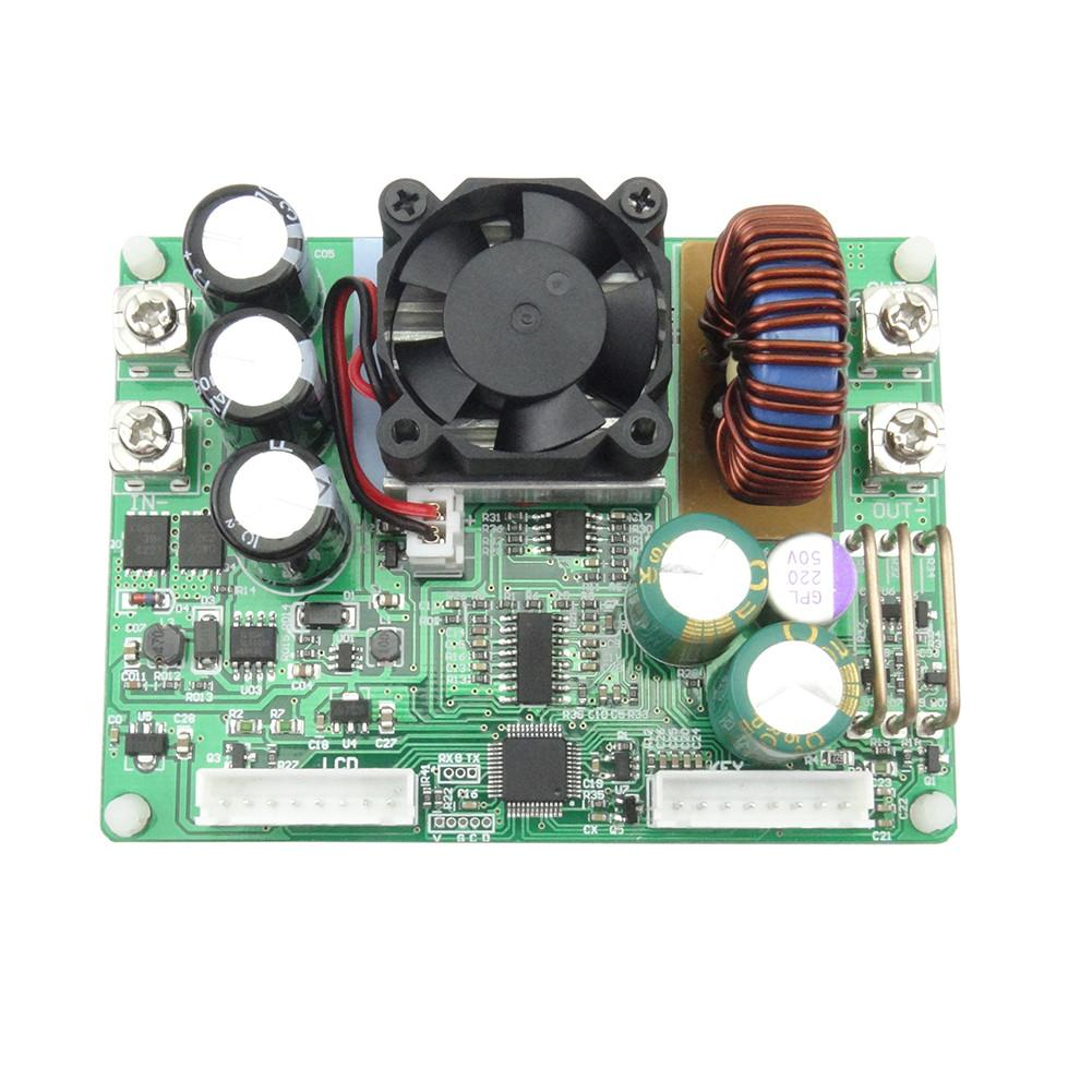 все цены на DPS5015 Digital DC Adjustable Regulated Power Supply Communication Constant Voltage Current Step-Down Power Supply Module Buck онлайн