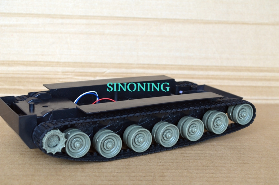Smart Robot Tank Car Chassis kits diy robot chassis tank track two motor VIDEO for Arduino SINONING шкатулка prestige antique zebra