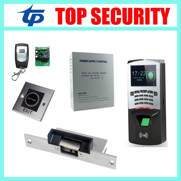 Fingerprint and RFID card access control system TCP/IP standalone door access controller door security access control reader