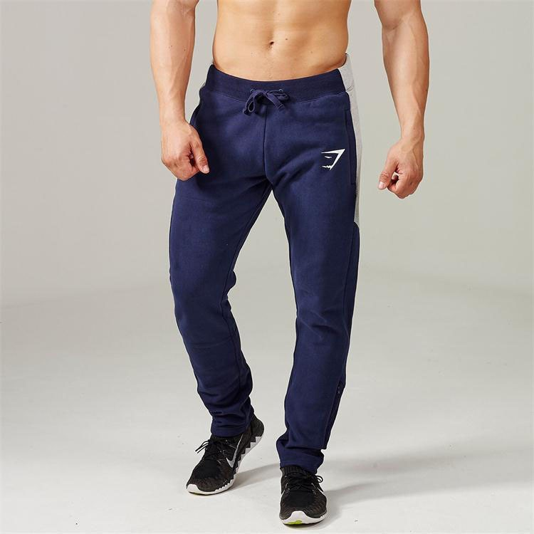 Aolamegs Mens Jogger Pants Gyms Bodybuilding Fitness TrainingRunningJogging Pants Male Gymshark Casual Sweatpants Sportswear (5)