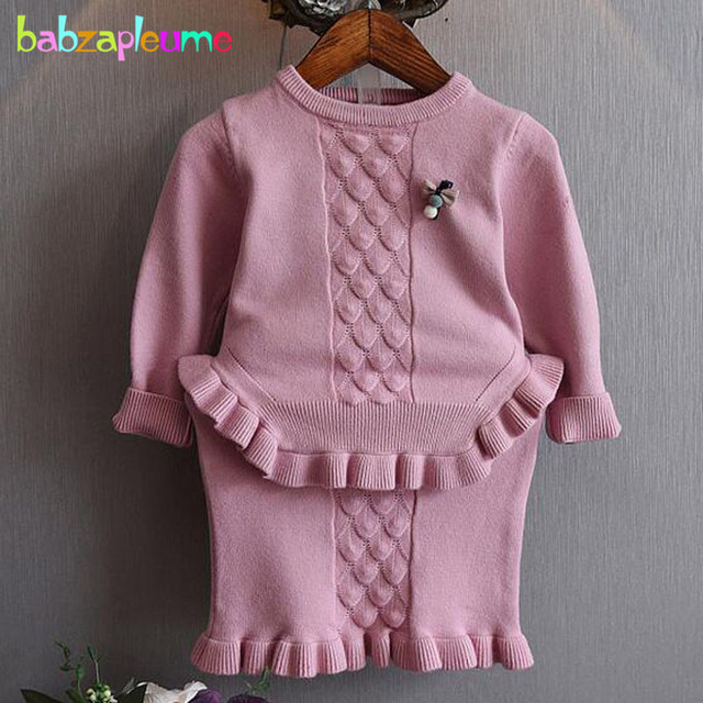 2Piece/2 6Years/Spring Autumn Baby Girls Clothes Boutique