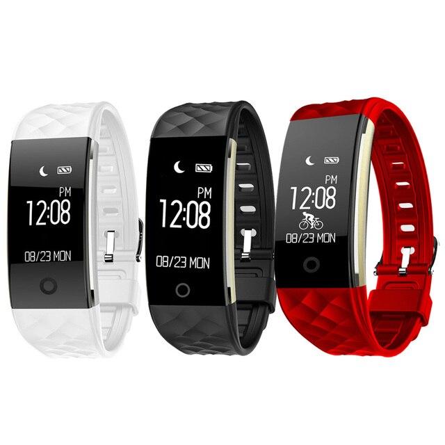 Bluetooth Smart Band Wristband Alarm Clock Sports Bracelet Sleep Fitness Activity Tracker Wrist Band For Android IOS OD#S