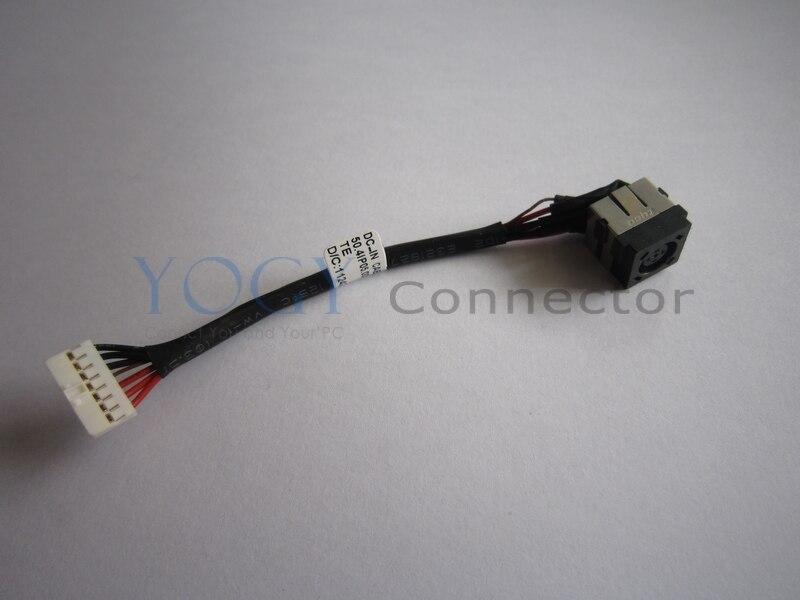 ⊹1x Новый Мощность DC в кабель Разъем подходит для ...
