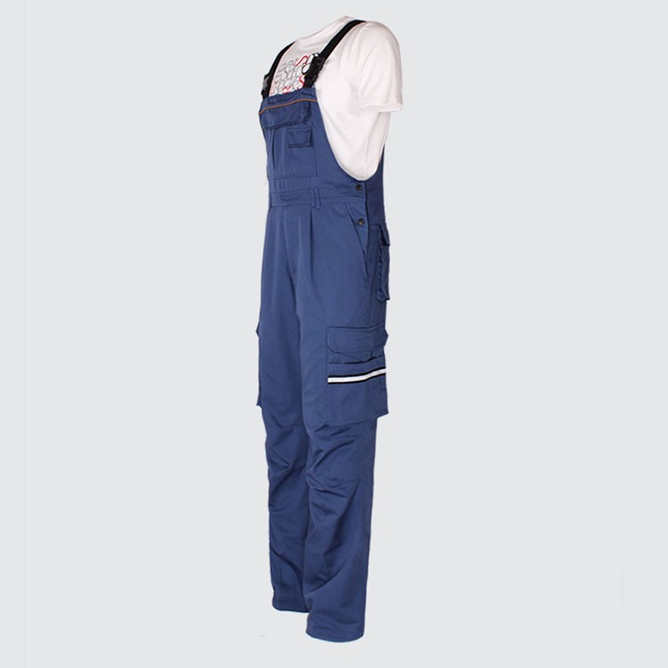 Men bib overall work coveralls fashion vintage locomotive repairman strap jumpsuit pants work uniform summer sleeveless overalls (10)