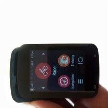 Wyświetlacz LCD ekran dotykowy Digitizer dla Garmin Edge 820 GPS prędkościomierz rowerowy ręczny panel dotykowy GPS panel digitizera wymień