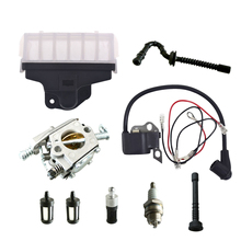 Bobine Carburateur Kit Bougie Voor STIHL Kettingzaag 021 023 025 MS210 MS230 MS250