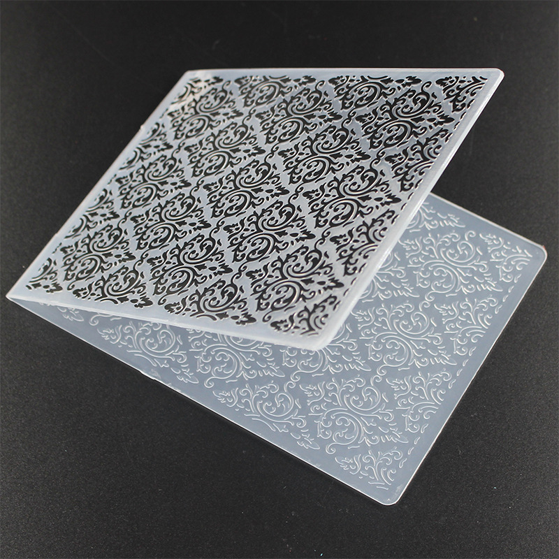 Plastic Embossing Foldet Flower DIY Scrapbooking Photo Album Card Paper Craft Decoration Template plastic embossing foldet flower diy scrapbooking photo album card paper craft decoration template