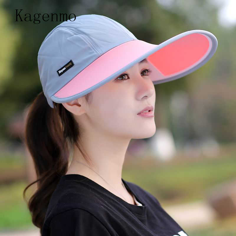 ... Kagenmo Summer Cool women sun hat Big Long brim Beach hats His and Hers sunhat  Outdoor ... cec234c6b740