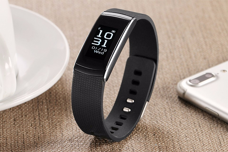 Original iWown i6Pro Smart Band PMOLED Display Heart Rate Monitor Smart WristBand Bracelet Waterproof Android Fitness Tracker 24