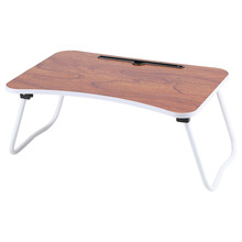 Multi-purpose Folding Laptop Bed Desk Portable Standing Table Breakfast Tray Laptop Desk Computer Notebook Bed Table