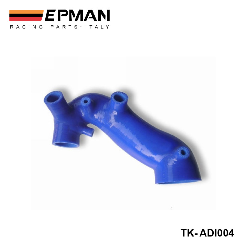 EPMAN - SILICONE AIR INTAKE INDUCTION HOSE PIPE for Audi A4 1.8T Avant B6/B7 EP-ADI004
