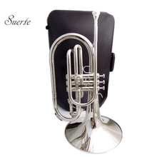 case Mellophone key instruments